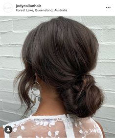 Short Haircut with Sass - 60 Short Shag Hairstyles That You Simply Can't Miss - The Trending Hairstyle Prom Hairstyles For Short Hair, Bride Hairstyles, Messy Hairstyles, Bridesmaid Hair Updo, Prom Hair Updo, Bridal Hair Updo Loose, Brunette Bridal Hair, Bridesmaid Hair Brunette, Brunette Updo
