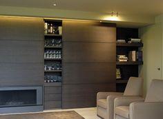 HIdden wall storage/ Maddens interieur | Roeselare | Kaaistraat 60 | maatwerk | interieurinrichting