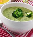 Loaded Broccoli and Cheese Soup Raw Vegan Recipes, Veggie Recipes, Soup Recipes, Vegetarian Recipes, Cooking Recipes, Healthy Recipes, Recipies, Food Hacks, Love Food