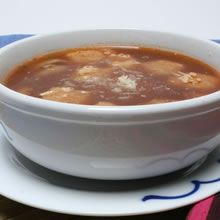 Miso Onion Soup Recipe - Diabetic Gourmet Magazine - Diabetic Recipes