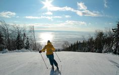 Top 10 reasons to ski Quebec