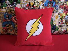 The Flash Pillow - Superhero - DC COMICS