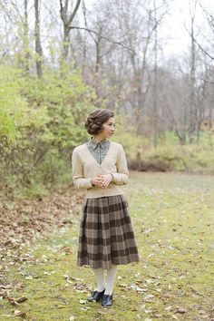 Outfit // My Camouflage #boyersistersblog #blog #vintage