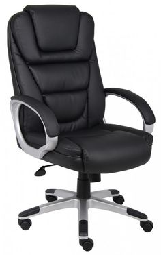 "OfficeFurnitureBiz- Your Source For Office Chairs - BOSS ""NTR"" EXECUTIVE LEATHERPLUS CHAIR, $245.25 (http://www.officefurniturebiz.com/boss-ntr-executive-leatherplus-chair/)"