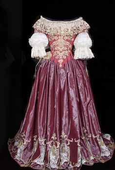 Ensemble: ca. 1650, Italian (probably).