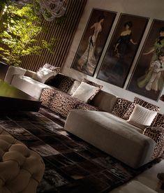 Roberto Cavalli Home - Interiors