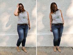 white-blue-dot-sleeveless,-distressed-jeans,-beige-oxford-www.justjacq.com-@thejustjacq-v1