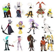 Retoast and Clockwise / Axl / Play / K.B / Blane ----------------------------------------------------- Yuven / Lucy / Gaze / Mr. Doodle ----------------------------------------------------- Isac / ...