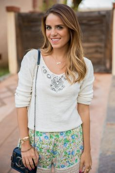 Simple Summer Shorts - Gal Meets Glam