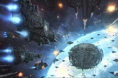 Raven Guard Fleet vs Tau