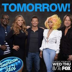 Idol premieres tonight!  Are you watching or are you #IdolNoMore?