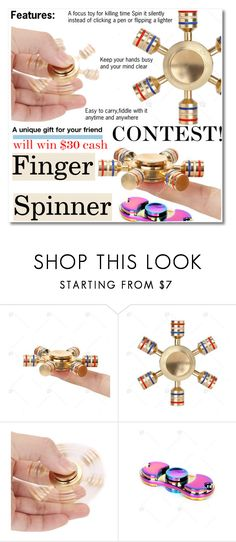 NEW CONTEST! Challenge: make sets for finger spinners - 1 winner will win $30 cash by paculi on Polyvore featuring interior, interiors, interior design, home, home decor and interior decorating
