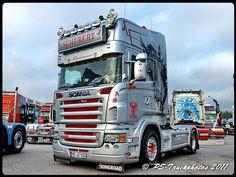SCANIA R500 V8 Topline - Schubert JZ500 - D | Flickr - Photo Sharing!