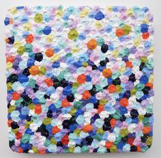 Acrylic on canvas, 20x20, 2014