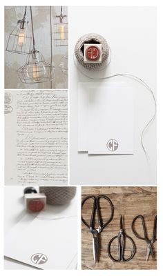 Besotted Blog monogram  --- I want this!  ASD