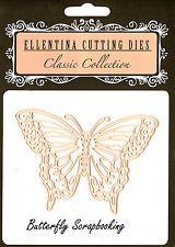 Butterfly Set Craft Cutting Dies Ellentina DCN016 (2) Dies Tessler Crafts New
