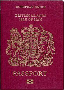 Isle of Man - Wikipedia Manx Language, Apply For Passport, Passport Template, Guernsey Island, British Passport, Passport Online, National Lottery, Rule Britannia, Kingdom Of Great Britain