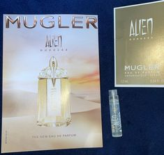 Alien Perfume, New Fragrances, Floral Bouquets, Loreal, Product Launch, Strong, Woman, Create, Gifts