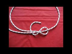 How to Make Yoga Wall Ropes - YouTube