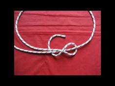 How to Make Yoga Wall Ropes - YouTube