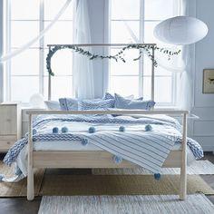GJÖRA isn't just a bed, it's a decorative statement.