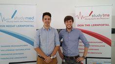 Alexander Frey und Jan Vosshenrich erklärten das Auswahlverfahren für das Medizinstudium in Österreich und gingen besonders darauf ein, wie man den Med-AT richtig vorbereitet.  https://www.studymed.eu/
