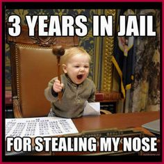 Judge Judy Jr !!!!