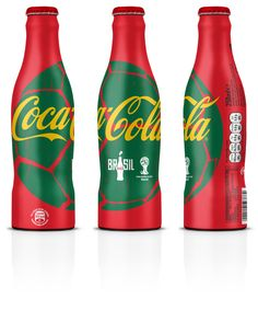 Coca-Cola Unveils Street Art-Inspired Branding Identity For World Cup 2014 - DesignTAXI.com