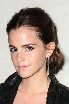 "Two Truths & A Lie: All-Star Edition #refinery29  http://www.refinery29.com/2015/04/84728/funny-celebrity-quotes#slide-1  Emma Watson""I'm sure I'll still be here in 10 years, making Harry Potter 30."" ""I wish I had Hermione's wand to wipe out sexism once and for all."" ""I am the Prius of my peer group."""