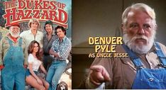 Denver Pyle a.k.a Uncle Jesse Duke (shown left) was born on this day in 1920 (d: 12/25/97). Prior to his fame as an actor, do you know Pyle enlisted in the Navy during WWII and was wounded in the Battle of Guadalcanal. Another on a long list of Famous Veterans... see if your favorite celeb served: FamousVeterans.com!