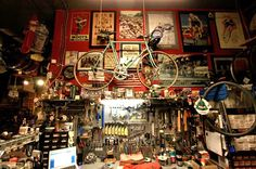 Bikes 'n' Brew: 12 Bike Shops Where You Can Get Your Drink On- Bicycles can help economic growth