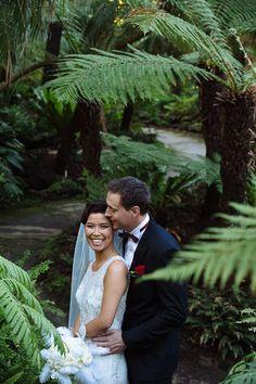 Rippon Lea House & Gardens Wedding, Elsternwick | Veri Photoraphy