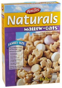 Mom S Best Natural Mallow Oats Cereal