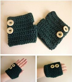 Sweet Softies - Fun and Marvelous Fingerless Mitts!