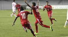 Panamá gana 1-0 a Canada y USA a los Ticos 5-2 en cuadrangular sub17 | A Son De Salsa