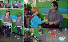 Een nieuwe week, een nieuw thema: de baby!  We bekeken de babyfoto's van enkele klasgenootjes. De juf toonde prenten en foto's uit boeken. Z...