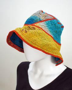 MIEKO MINTZ - Kantha Hat