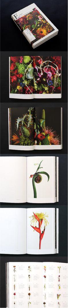 Encyclopedia of Flowers  Makoto Azuma http://www.seigensha.com/books/978-4-86152-355-7