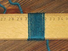 Tumregel: varptätheten – KRISTDALA VÄVSTUGA Weaving Tools, Hand Weaving, Textiles, Bamboo Cutting Board, Loom, Knitting, Crafts, Tips, Weaving
