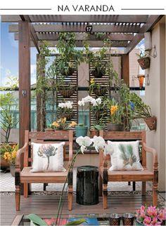 banquetas seat garden na sala de estar - Pesquisa Google