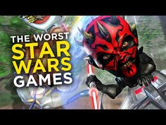 The Worst Star Wars Games - http://gamesitereviews.com/the-worst-star-wars-games/