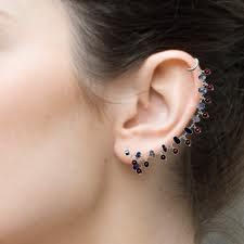 that's a lot of earings!!!