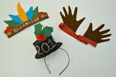 Holiday Hats DIY