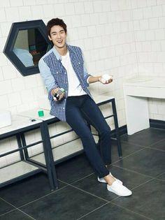Yoo Yeon seok for Bang Bang / 뱅뱅
