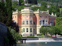 Italian Villas: Villa Feltrinelli, Gargnano BS, Lombardia, Italy