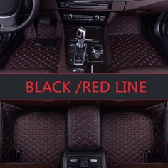 Car floor mats for BMW F10 F11 F15 F16 F20 F25 F30 F34 E60 E70 E90 1 3 4 5 7 Series GT X1 X3 X4 X5 X6 Z4 3D car-styling carpet #Affiliate