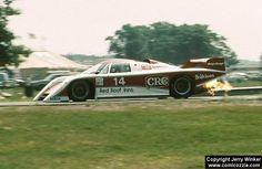 1983 IMSA Races at Brainerd Int'l Raceway » Al Holbert / Jim Trueman March 83G/Porsche