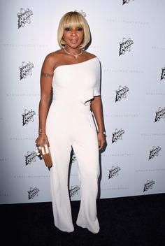 ed0a9b282eb3 Mary J. Blige and Grace Gealey Top This Week s Best-Dressed List