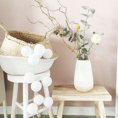 VT Wonen Old Pink color. Zusss basket. Woon247 + Housevitamin. @styledbysabine