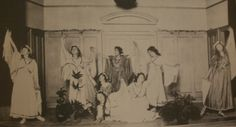 """In 1915 Miss Edwards directed the """"Pageant of Women"""" for the benefit of the #YWCA Industrial Clubs."""